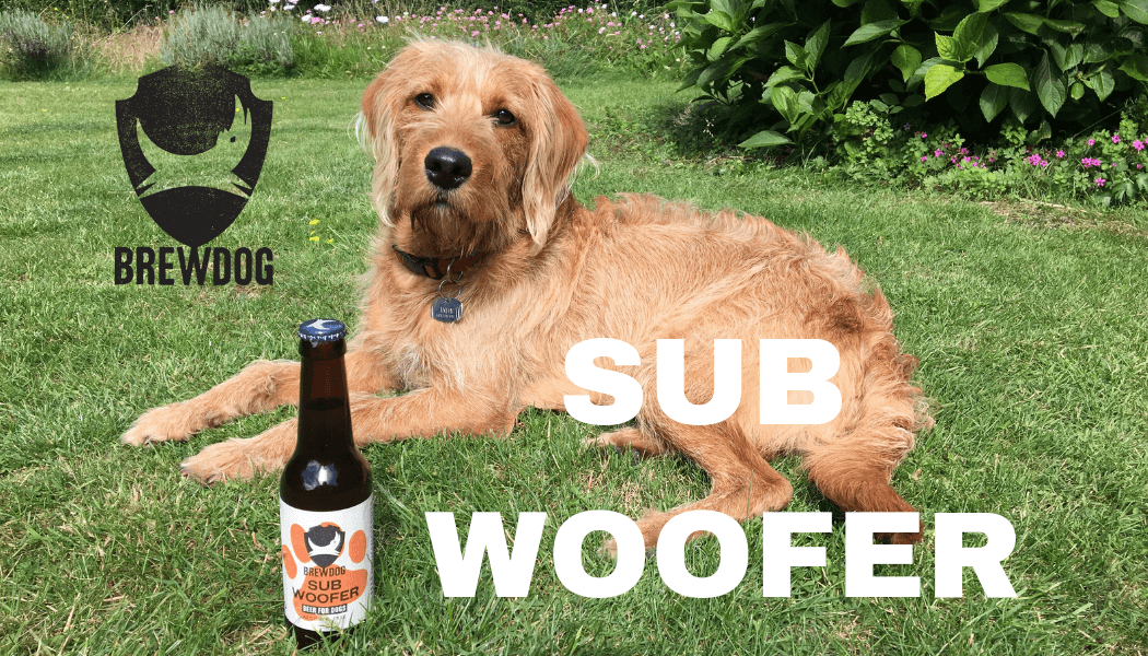 Brewdog Subwoofer Dog Beer Review
