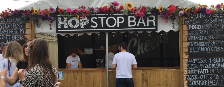 Hop Stop Bar