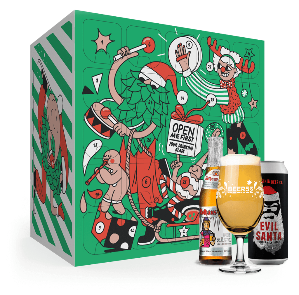 Beer52 Advent Calendar