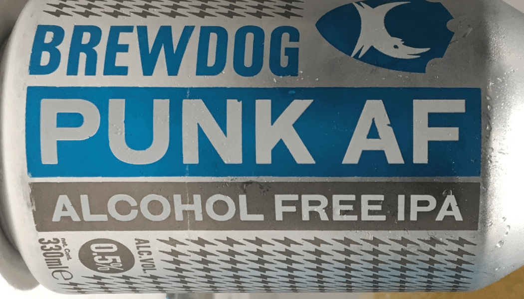 Brewdog Punk AF Review