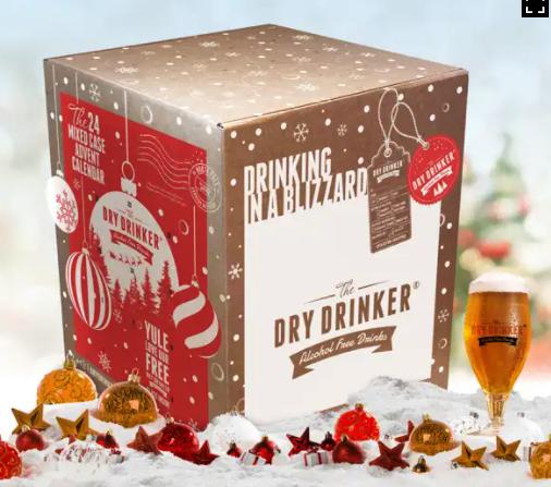 Alcohol Free Advent Calendar