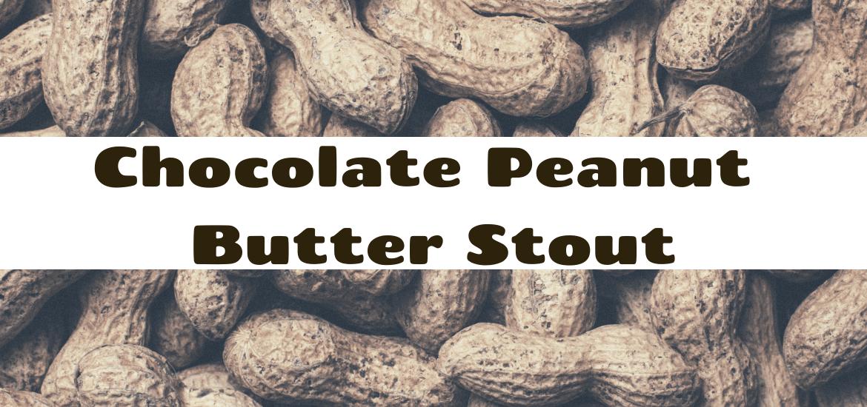 Chocolate Peanut Butter Stout