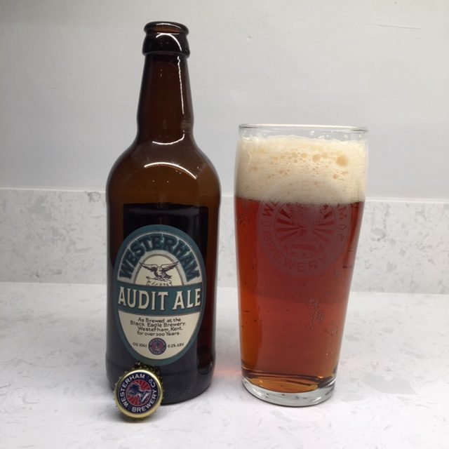 Audit Ale by Westerham