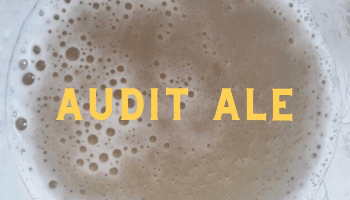 Audit Ale Beer from Westerham