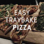 Easy Traybake Pizza Recipe