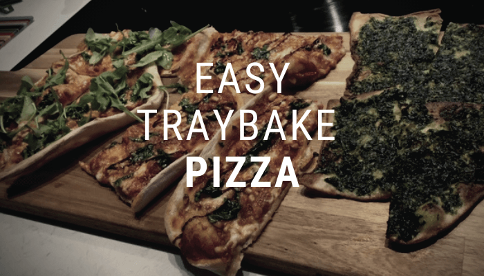 Easy Traybake Pizza Recipes
