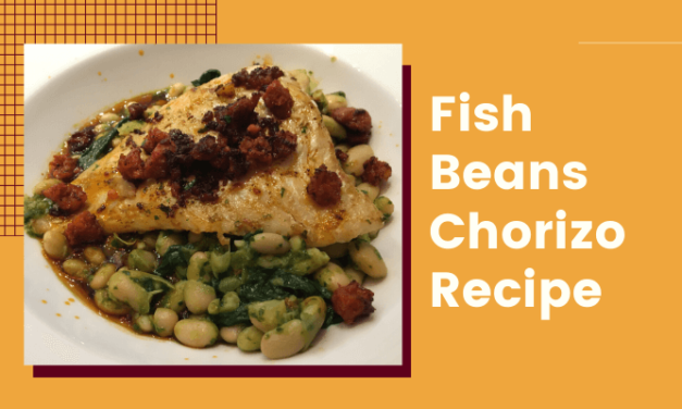 Hake, Beans and Chorizo Recipe