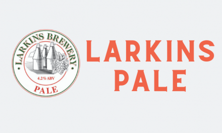 Local Lockdown Beers: Pale by Larkins Brewery
