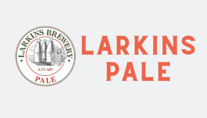 Local Lockdown Beers: Pale by Larkins Brewery