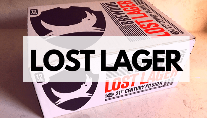 Lost lager – Best Value Craft Lager?