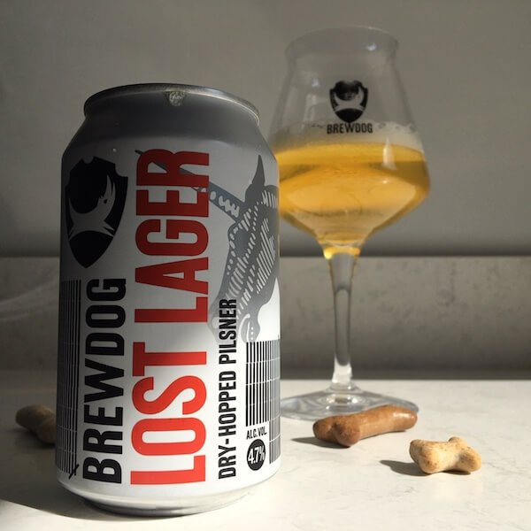 Lost Lager by Brewdog