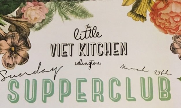 Little Viet Kitchen Supperclub