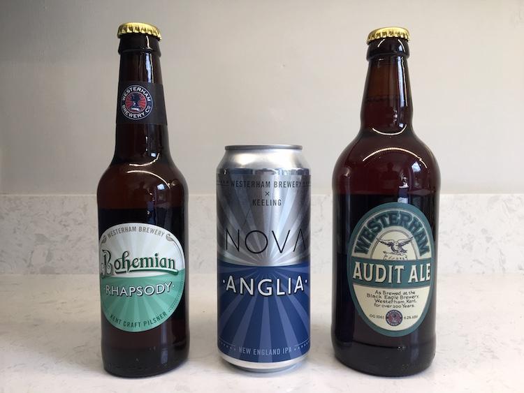Westerham Beers 2020