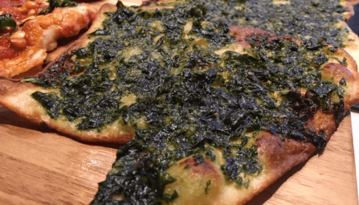 Wild Garlic Bread