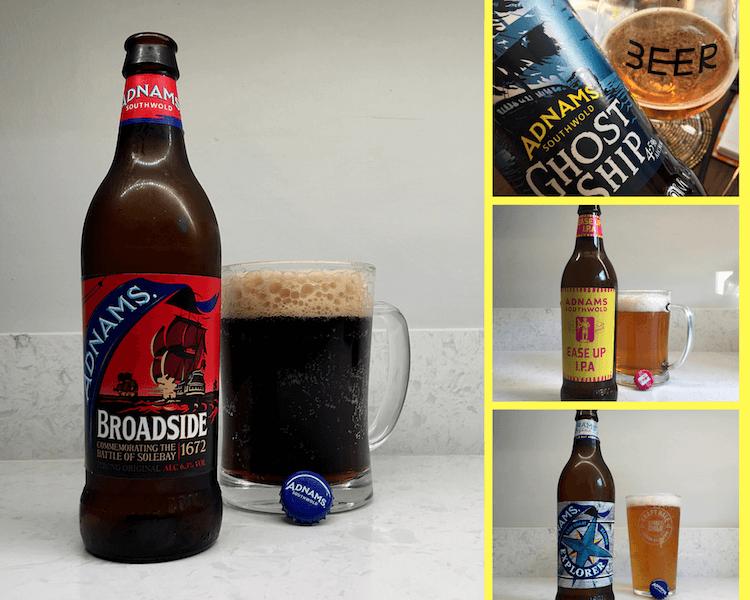 Adnams Beers