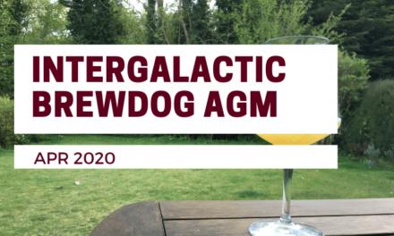 Brewdog Intergalactic AGM 2020