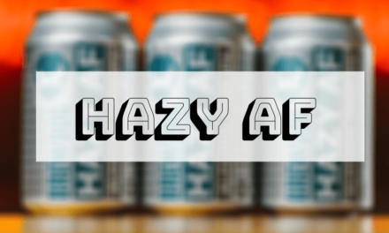 Brewdog Hazy AF Review – Non Alcoholic IPA