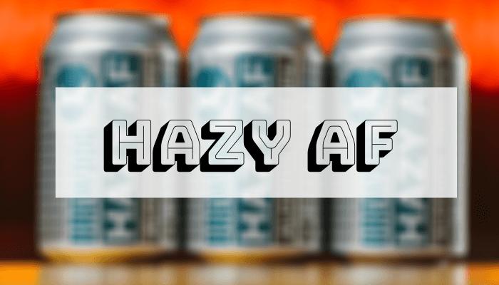 Brewdog Hazy AF Review – Non Alcoholic IPA