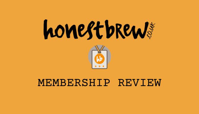 HonestBrew Membership Review