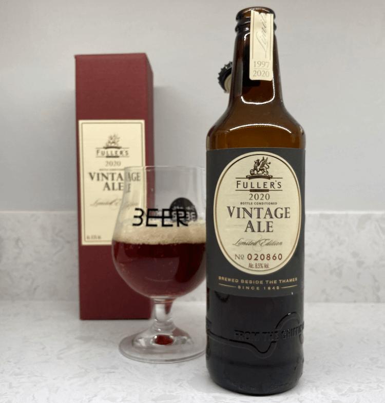 Fullers Vintage Ale 2020
