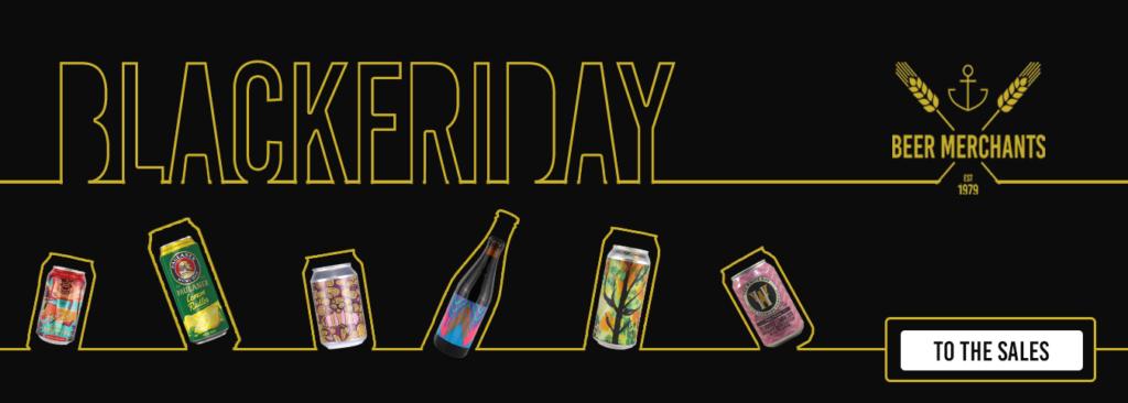Beer Merchants Black Friday