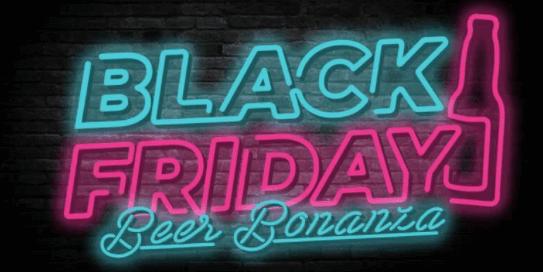 Beerhawk Black Friday Beers