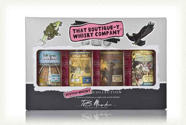 Boutiquey Whisky Gift Set