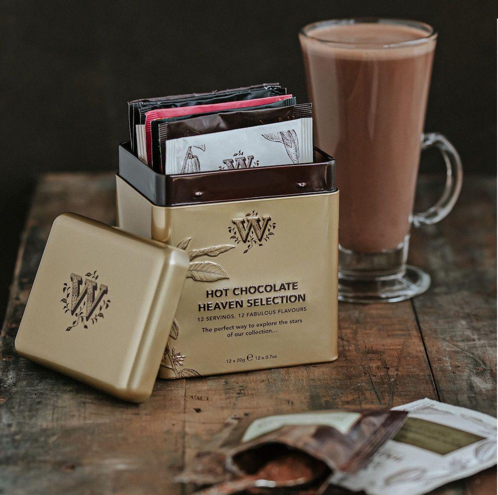 Hot Chocolate Xmas Gift Set