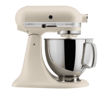 KitchenAid Mixer in Cream