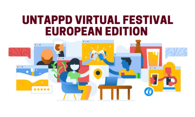 Untappd Virtual Beer Festival: European Edition