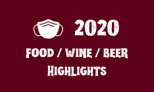 Bacchanalian's 2020 Food and Drink Highlights
