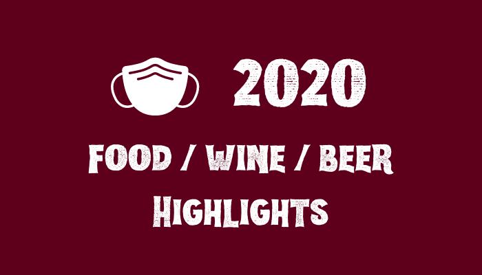 2020 in Review - Bacchanalian