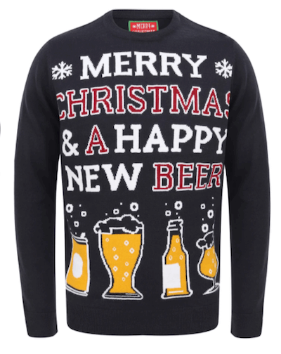 Merry Christmas and a Happy New Beer