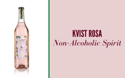 Is Aldi's Non Alcoholic Spirit Kvist Rosa a Pink Gin Alternative?