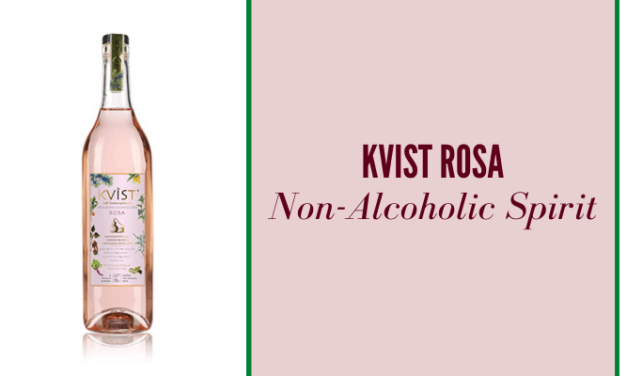 Is Aldi's Non Alcoholic Spirit Kvist Rosa a Pink Gin Alternative?