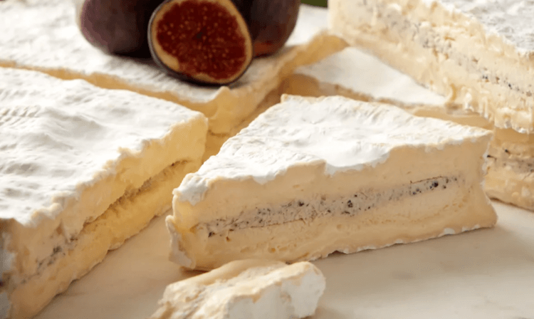Large Truffled Brie Cheese