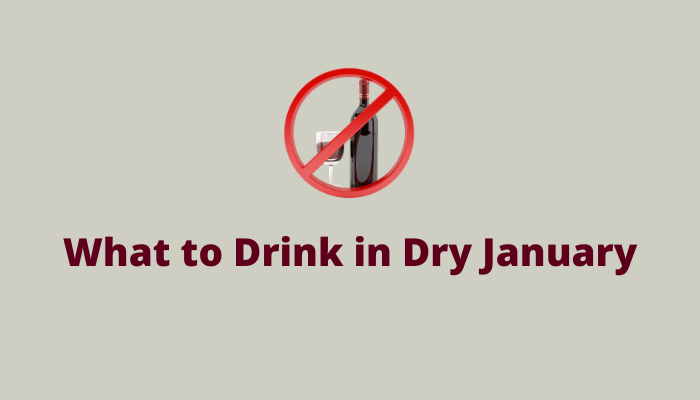 What to Drink During Dry January