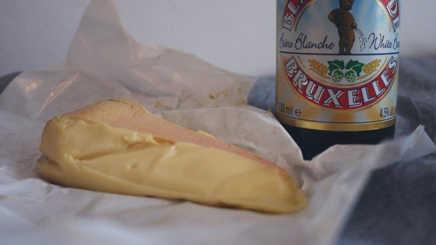 Cheese and Witbier