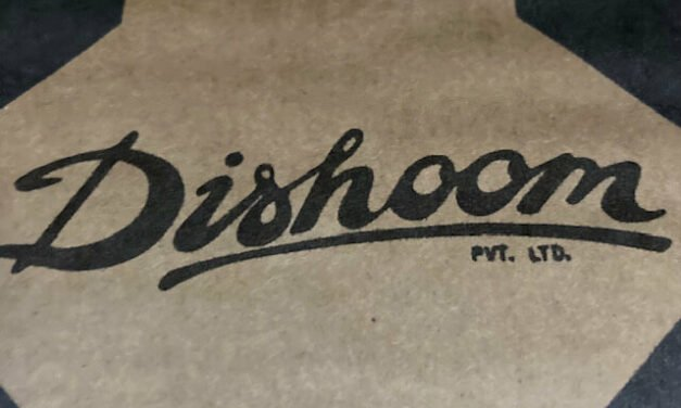 Review: Dishoom's Bacon Naan Roll Kit