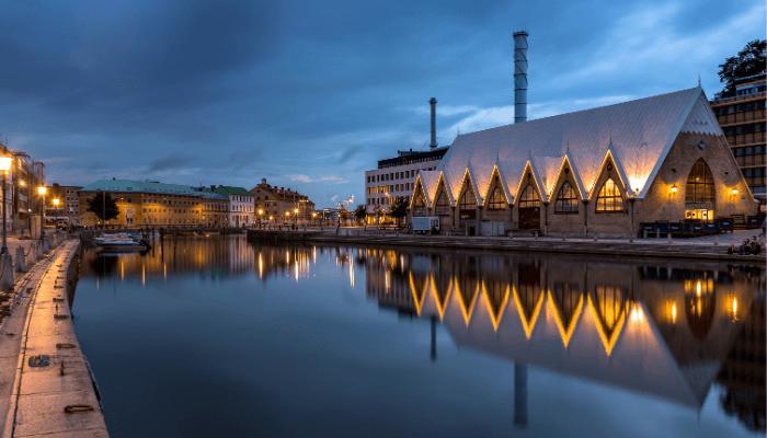 Gothenburg Fishmarket