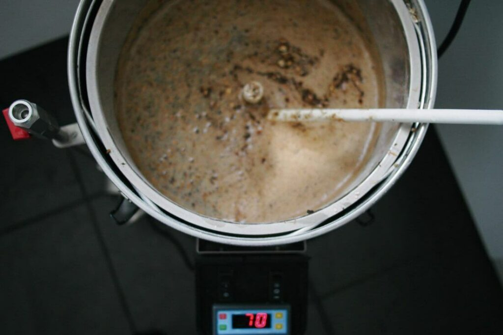 Mashing In on Grainfather