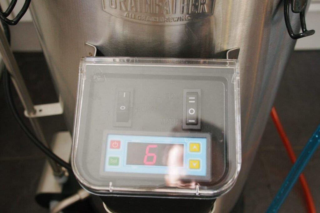 Grainfather Test Brew