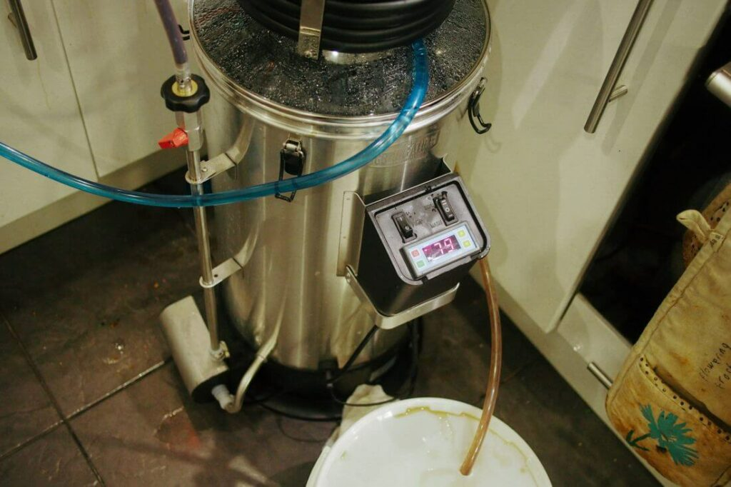Cleaning Grainfather