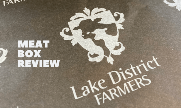 Review: Lake District Farmers Steak Box