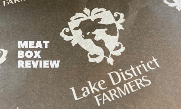 Review: Lake District Farmers Steak Box
