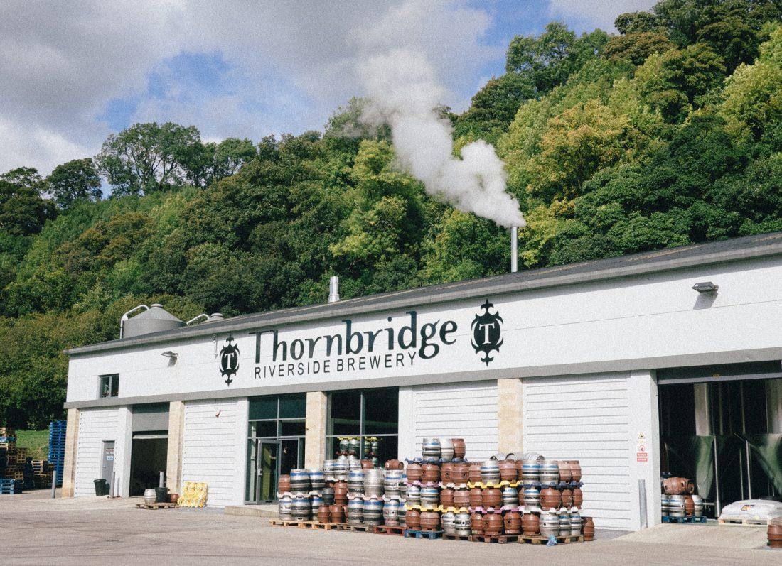 Brewing at thornbridge
