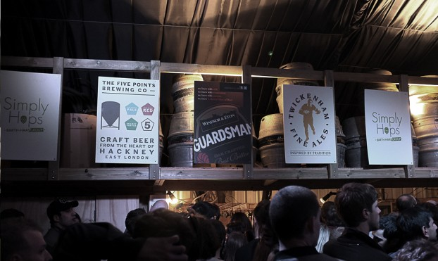 Breweries at the Festival