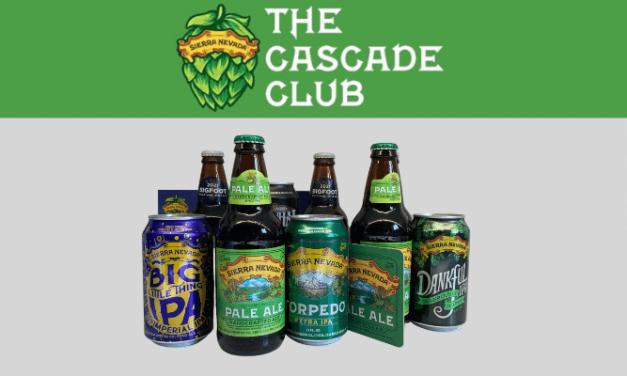 Sierra Nevada's Cascade Club – Stock Up on Fresh Beers