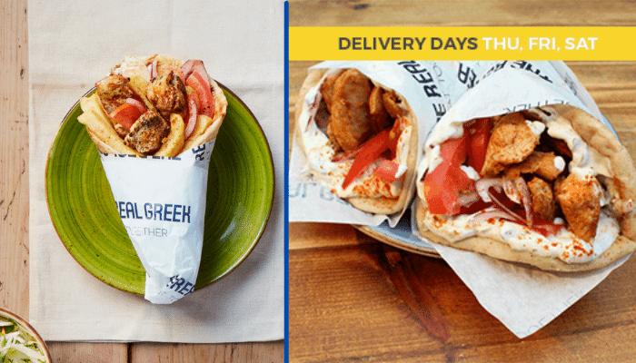 Greek Gyros Meal Kit Souvlaki