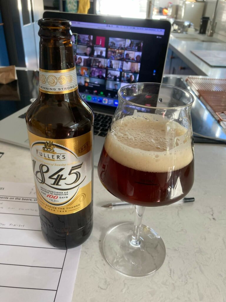 Fuller's 1845 and Chocolate